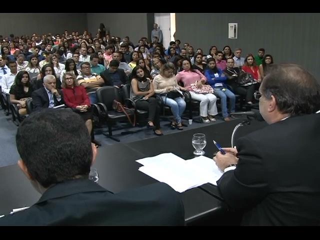 Esmal promove seminário para discutir meios de prevenção às drogas
